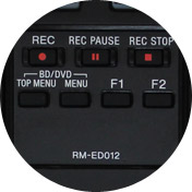 SONY RM-ED012 idéale pour visionner vos DVDs