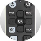 Gagner du temps grâce à des boutons - Télécommande universelle Numericable