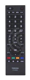 Télécommande TOSHIBA CT90326