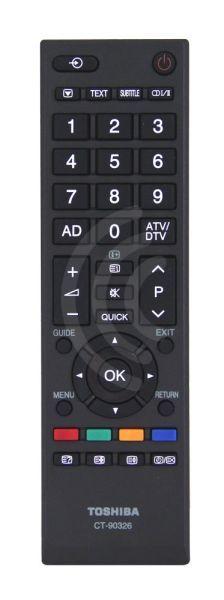 Télécommande TOSHIBA CT-90326