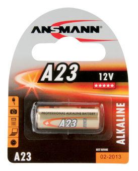 ANSMANN Pile alcaline 'A23', 12 Volt (LRV08)