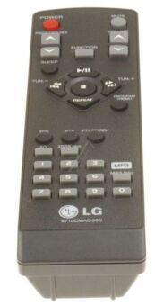 Télécommande LG 6710SA011A
