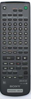 Télécommande SONY RM-D17M