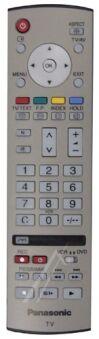 Télécommande PANASONIC EUR7636080