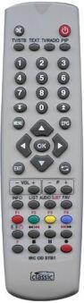 Télécommande CLASSIC IRC84052