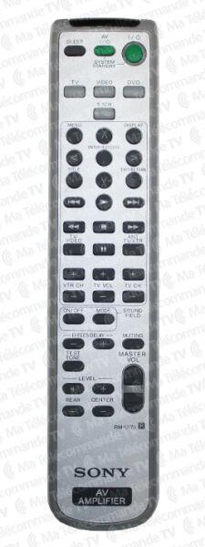 RM-U170 Télécommande officielle
