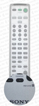 Télécommande SONY RM-U170
