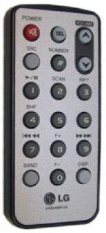 Télécommande LG AKB34889108