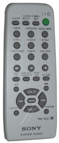 RM-SCL1 Télécommande officielle