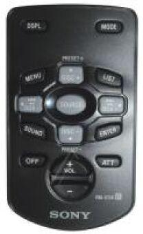 Télécommande SONY RM-X114