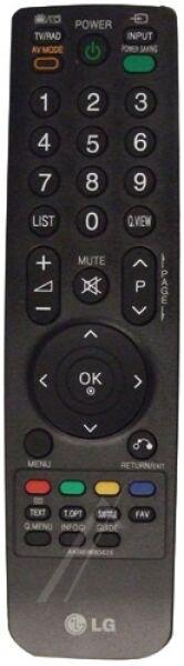Télécommande LG AKB69680424
