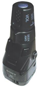 Télécommande SONY RM-X5S
