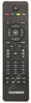Télécommande VESTEL RC1825 pour Téléviseur TELEFUNKEN