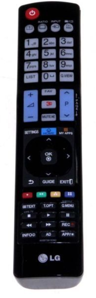 Télécommande LG AKB73615362