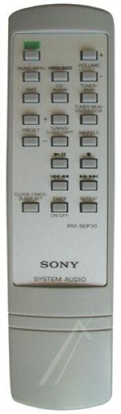 Télécommande SONY RM-SEP30
