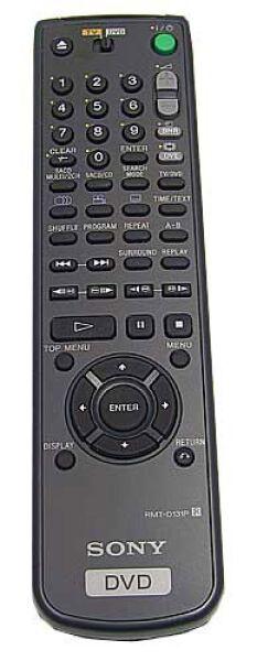 RMT-D13 Télécommande officielle