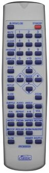 Télécommande CLASSIC IRC85020