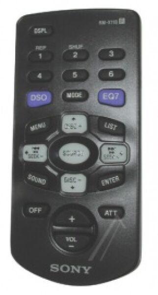 RM-X118 Télécommande officielle