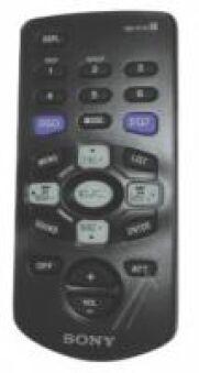 Télécommande SONY RM-X118