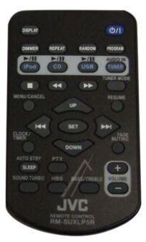 Télécommande JVC RM-SUXLP5R