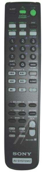 RM-U185 Télécommande officielle