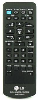 Télécommande LG AKB72956401