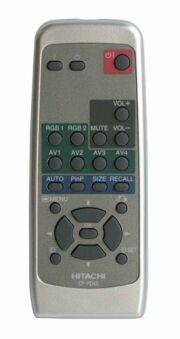 Télécommande HITACHI 7521342