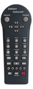 Télécommande CANAL+ 05CNLTEL0005