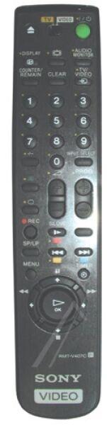 Télécommande SONY RMT-V407C