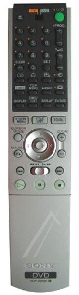 Télécommande SONY RMT-D203P