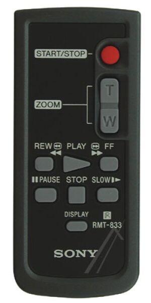 RMT-833 Télécommande officielle