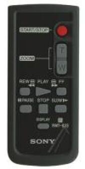 Télécommande SONY RMT-833