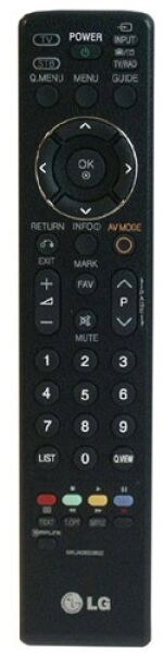 Télécommande LG MKJ40653802