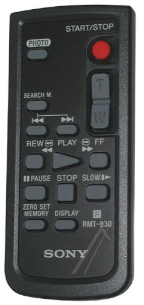 RMT-830 Télécommande officielle