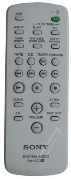 Télécommande SONY RM-SC1