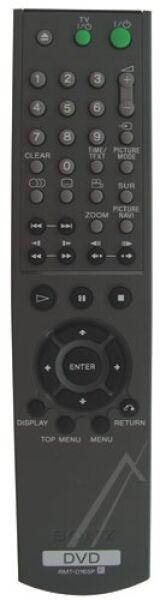RMT-D165P Télécommande officielle