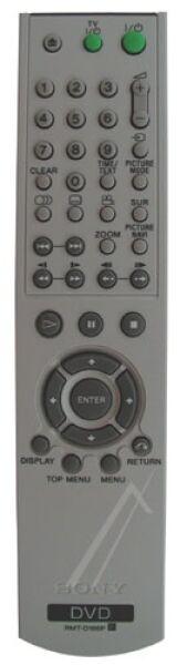RMT-D166P Télécommande officielle