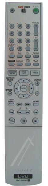 Télécommande SONY RMT-D205P
