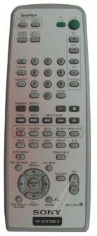Télécommande SONY RM-U500