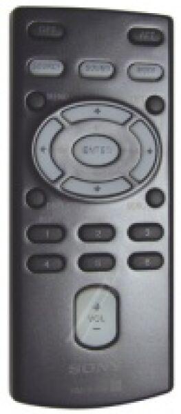 Télécommande SONY RM-X155