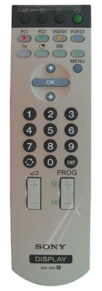 Télécommande SONY RM-334