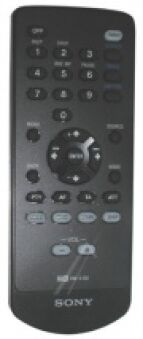 Télécommande SONY RM-X150