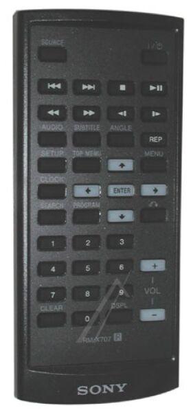 Télécommande SONY RM-X707