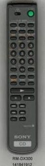 Télécommande SONY RM-DX300