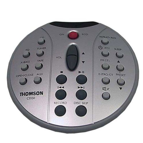 T l commande cs550 thomson - Thomson telecommande tv ...