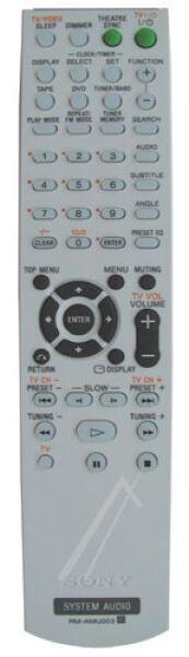 Télécommande officielle (RM-AMU003)
