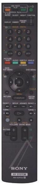 Télécommande officielle RM-ADP022