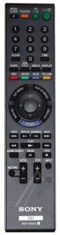 Télécommande SONY RMT-B102A