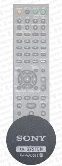 Télécommande SONY RM-AAU035