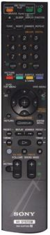 Télécommande SONY RM-ADP029